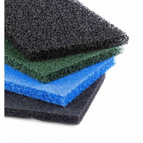 Tapis de filtration Matala constitué de fibres en polypropylène lisses.