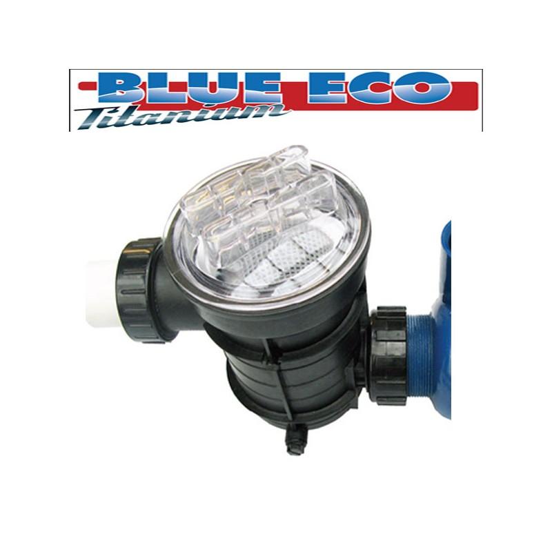 Pr filtre pour les pompes blue eco for Pompe pour bassin poisson