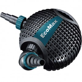 Pompes filtrantes Ecomax série O-10000 120watts 9500 L/H hauteur d'eau 4,5m