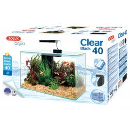 Zolux aquarium kit Aqua Clear 40 (400 x 200 x 330 mm) 40 litres