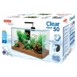 Zolux aquarium kit Aqua Clear 50  (500 x 250 x 380 mm) 50 litres