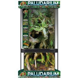 Zoomed paludarium 30x30x60cm de hauteur
