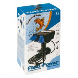 SF Flexi-power 4 prises 10m de câble
