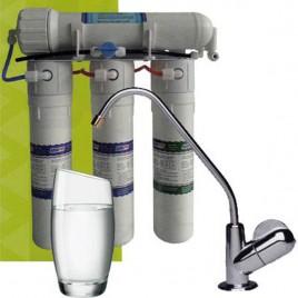 Purificateur avec membrane ultrafiltration fibres creuses UF-4