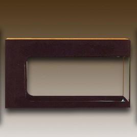quarium monobloc biovinyl 120x40x50cm non équipé