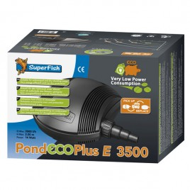 SF Pond Eco Plus Electronique 3500 14W