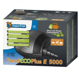 SF Pond Eco Plus Electronique E 5000 22W