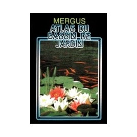 Mergus atlas du bassin de jardin,1024 pages