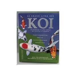 Le grand livre des Koï NL