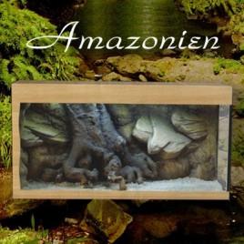 aquarium monobloc aquadécor amazone 100x40x60cm non équipé