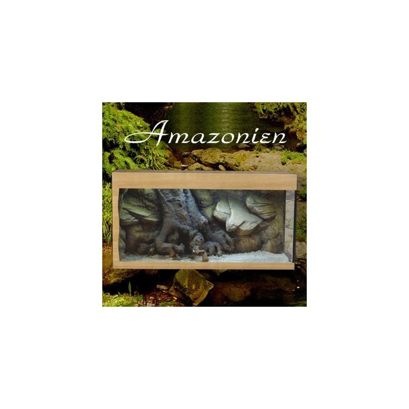 Decor Aquarium Eau Douce Amazone