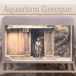 120 x 40 x 50 aquarium monoblocs aquadecor grec