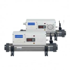 Chauffage Elecro Koi Pond Heater SC503 2KW-9 AMP + timer