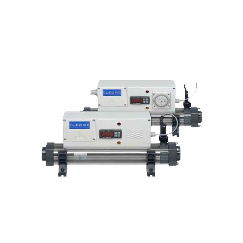 Chauffage elecro koi pond heater sc508 8kw 13 amp 380v for Koi pond heater