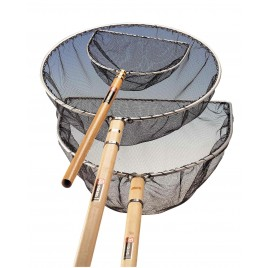 KOI PRO Filet japonais rond 35cm / manche 60cm