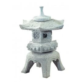 redsun lanterne japonaise Fancy Yukumi 75cm grise