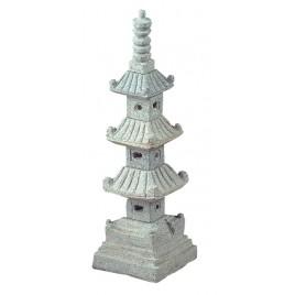 redsun lanterne japonaise Pagode 70cm grise
