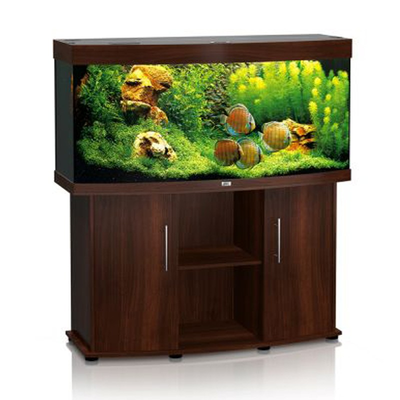 juwel aquarium vision 260 brun. Black Bedroom Furniture Sets. Home Design Ideas