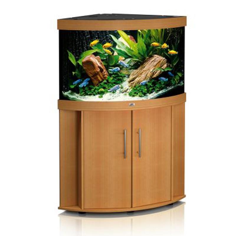 juwel aquarium trigon 190 wood. Black Bedroom Furniture Sets. Home Design Ideas