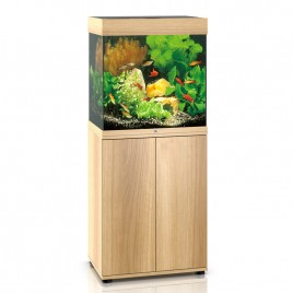 Juwel Aquarium Lido 120 light wood avec meuble